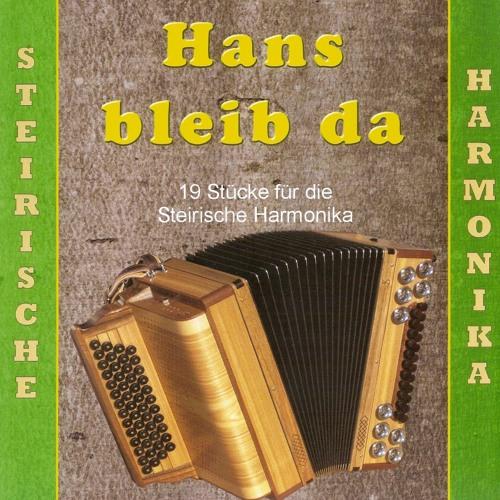 Hans bleib da - 19 Harmonikastücke von Erich Pauli