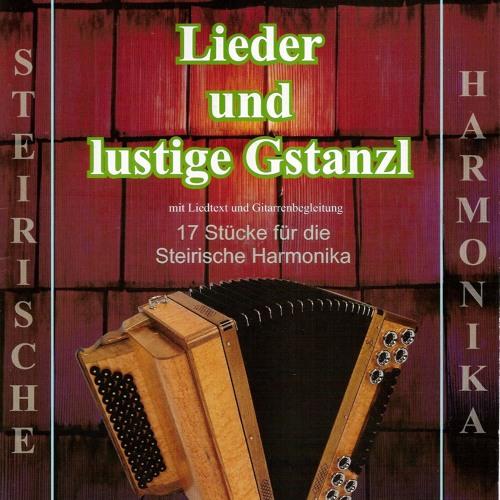 Lieder und lustige Gstanzl - 17 Harmonikastücke notiert von Erich Pauli