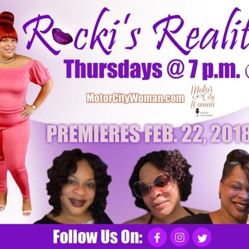 Rocki's Reality -  Black Business Christmas in July  7 - 12 - 2018