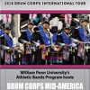 WPU Athletic Marching Bands Hosts Drum Corps Mid-America
