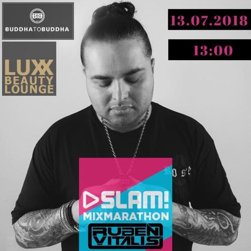 RUBEN VITALIS - SLAM FM RADIO