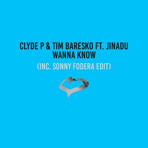 Clyde P & Tim Baresko ft. Jinadu - Wanna Know (Original Mix) [Solotoko] [MI4L.com]