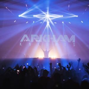 Arkham Knights @ Synergy Presents, TUR Glasgow 2018-04-28 Artwork