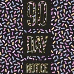 90 Day Notice DJ X Young Rasta X LifesTragic