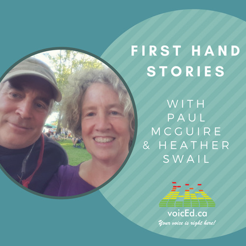 First Hand Stories - Messages to the Premier Part III