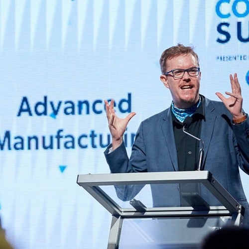 Advanced Manufacturing Featured Presentation JESSE HIRSH Developing Collective Competence