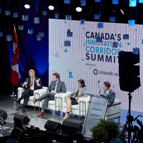 Canada US Trade Relations Panel Moderated By KEANIN LOOMIS