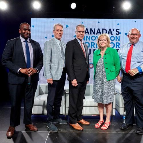 Mayors Panel At Canada's Innovation Corridor Summit June 2018