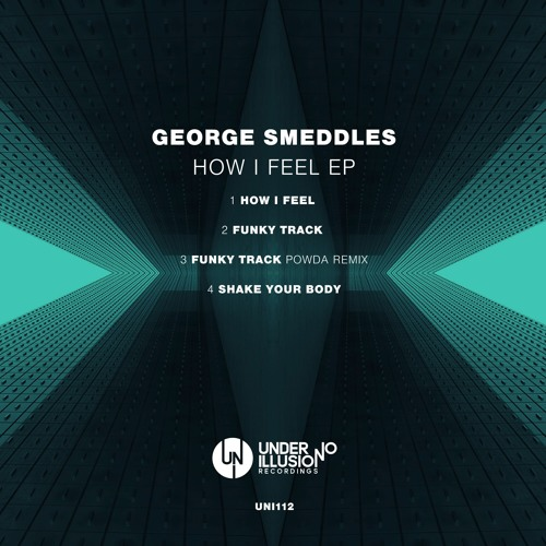 OUT NOW - George Smeddles - Shake Your Body (Original mix)