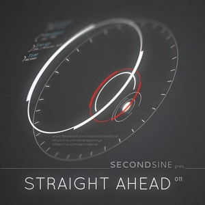 Second Sine - Straight Ahead 011 2018-07-13 Artwork