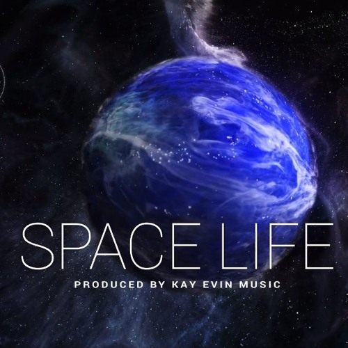 Space Life - Chill Piano Rap Beat [Free Instrumental] by KayEvin