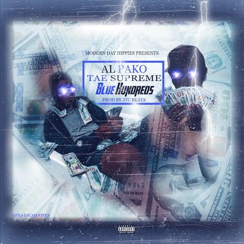 Blue Hundreds ft. Tae Supreme (Prod. JTC Beats)