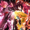 Goku vs Goku Black [THE RAP BATTLE]