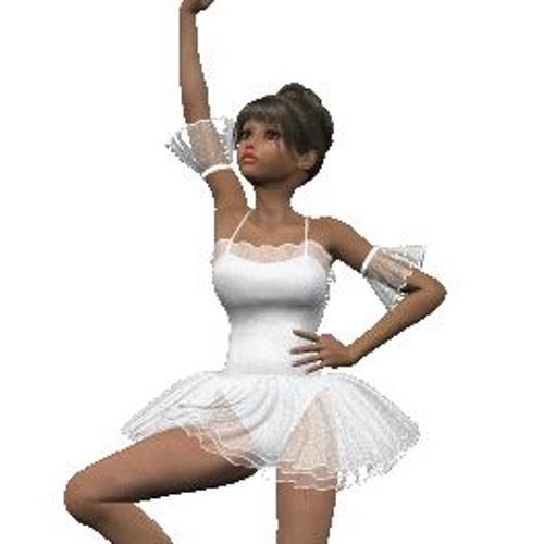 анимация балерина картинки яркие дни