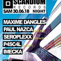CLOSING SEASON - SCANDIUM NIGHT 30 - 06 - 18