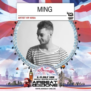 Ming (GER) @ Airbeat One 2018-07-14 Artwork