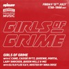 Girls of Grime with C Cane, Cassie Rytz & more with DJ Kaylee Kay, Hosted by Nina Rose - 13th July