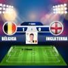 Bélgica 1 x 0 Inglaterra – Disputa do 3º lugar