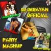 Party Mashup (Subha hone na de Vs Sau aasman Vs Dilbar Vs Love you zindagi) by DJ Debayan Official