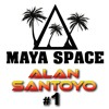TOP 40 2018 Maya Space Radio Show #1  Alan Santoyo Tribal House Gym Best Music For Workout