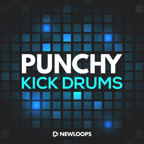 New Loops - Punchy Kick Drums (Kick Samples)