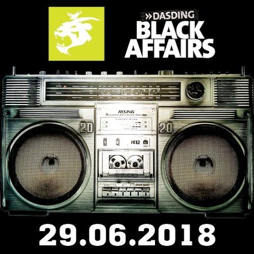DEEBUZZ SOUND - DASDING RADIO DANCEHALLMIX 2018-06