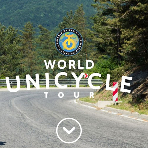 Universal Unicycle Music - the secret surprise music for Ed Pratt and his World Unicycle Tour