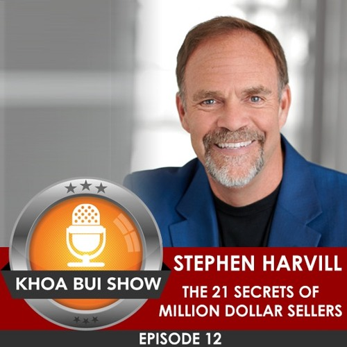 21 Secrets Of Million Dollar Sellers - Keys to Sales Success by Stephen Harvill