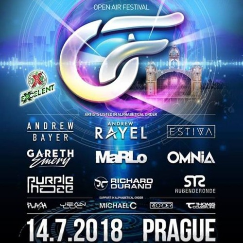 Cityfest Warmup Set 2018 Prague