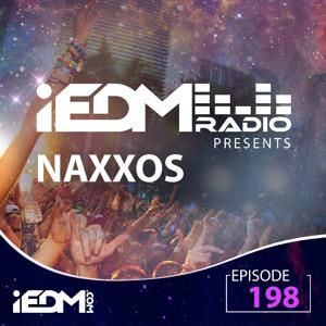 Naxxos - iEDM Radio 198 2018-07-15 Artwork