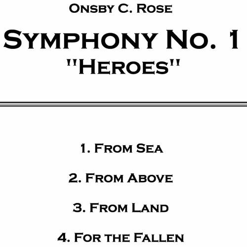 Mastered Recording - Symphony No. 1 - Heroes - World Premiere - The Wheaton Municipal Band