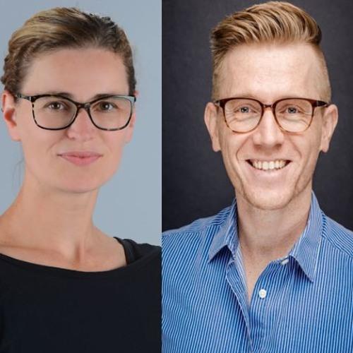 #5: Patrick Gromm und  Jessica Hopp - Was Neue Arbeit mit unseren Lebensläufen macht