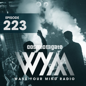 Cosmic Gate - WYM Radio 223 2018-07-13 Artwork