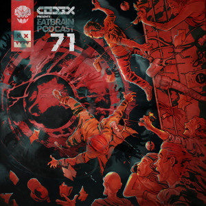 Cod3x - Eatbrain Podcast 071 2018-07-16 Artwork