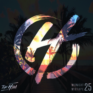 The Him - Midnight Mixtape 025 2018-07-16 Artwork