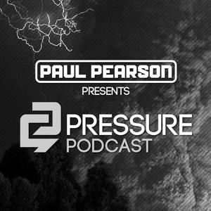 Paul Pearson - Pressure Radio 034 2018-07-14 Artwork