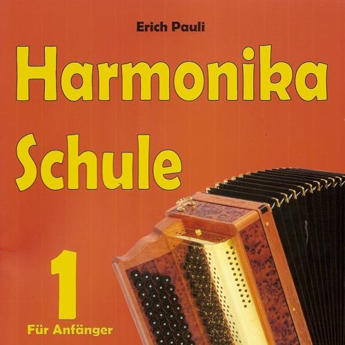 Harmonika Schule 1 Für Anfänger von Erich Pauli