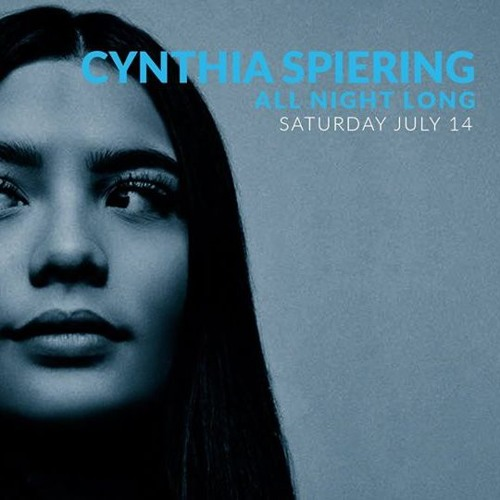 Cynthia Spiering All Night Long @ TOFFLER 14 - 07 -2018