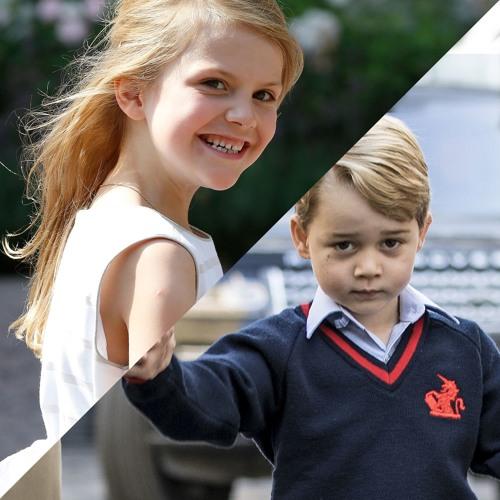 Prinzessin Estelle & Prinz George – ihre Kindheit am Königshof