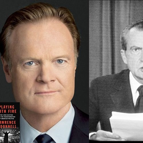 The Grant Stern Show w/ guest Lawrence O'Donnell, MSNBC nightly host