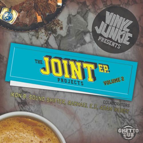 VINYL JUNKIE & IKON B - Mind Games - GHETTO DUB - PRE ORDER NOW
