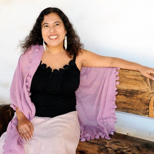 Figure of Speech: Poet Melinda Palacio