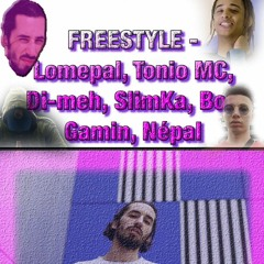 Lomepal &Co Freestyle
