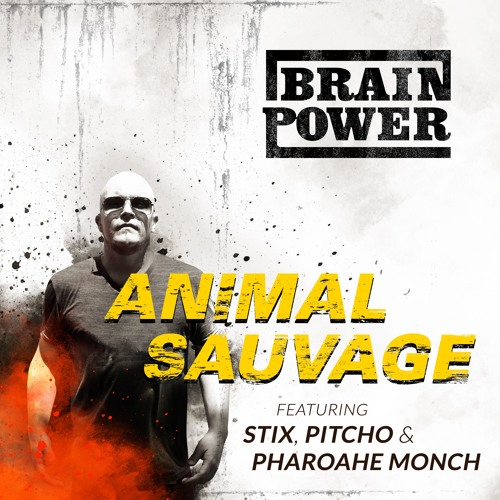 Brainpower - Animal Sauvage (from The Equalizer 2) ft  Stix