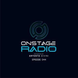 Artento Divini - Onstage Radio 044 2018-07-16 Artwork