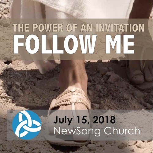 Follow Me: The Power of an Invitation