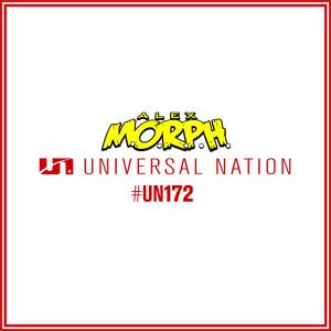 Alex M.O.R.P.H. - Universal Nation 172 2018-07-16 Artwork