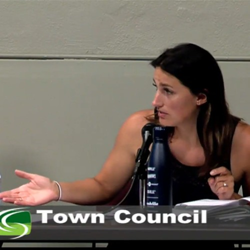 Greenfield Town Council Meeting July 10, 2018