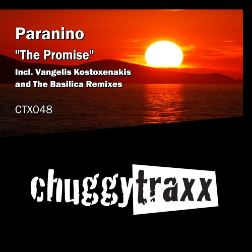 "PARANINO - ""The Promise"" (VANGELIS KOSTOXENAKIS AND THE BASILICA Mixes)"