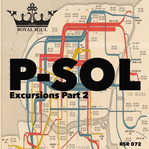 RSR 072 // P-SOL - Excursions Part 2